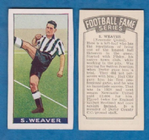 Newcastle United Sam Weaver England